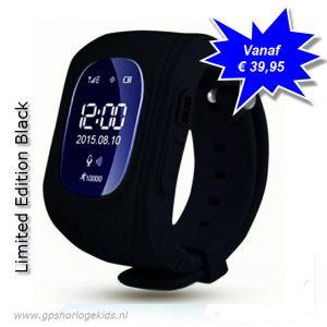 GPS Horloge zwart € 39,95 limited edition, slechts beperkt leverbaar!